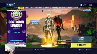 Fortnite season 8 live road to 2k subs give away soon at 2k subs clan try outs fans play stream sni