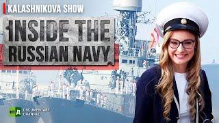 Russian Navy, powerful warships and military parade   The Kalashnikova Show. Episode 2