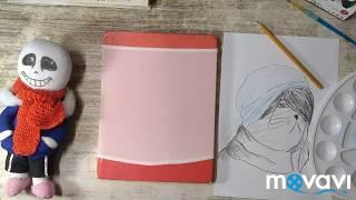 Маска из ткани на лицо ( своими руками, 2019)