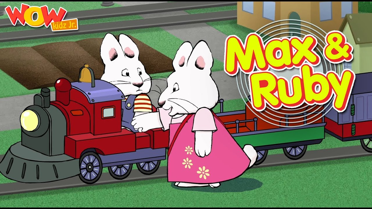 Max & Ruby Ki Kahani   Funny Siblings   Stories   Wow Kidz Jr   25