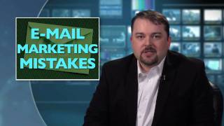 Tip 10 - 2 BIG E-mail Marketing Mistakes To Avoid