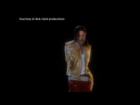 Michael Jackson's Appearance at the Billboard Awards