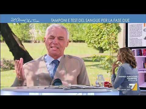'Patente di immunità', il virologo Giorgio Palù: 'In alcuni casi gli anticorpi possono essere ...