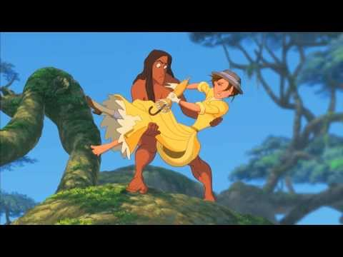 Tarzan - Phil Collins - You 'll Be In My Heart (Legendado)