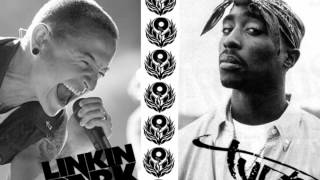 Download *NEW* Tupac - Pain ft. Linkin Park (David Leone Remix) MP3 song and Music Video