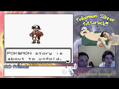 UM FED SELVAGEM APARECE - Pokémon Silver Potterlocke Piloto/Final (depende) PT