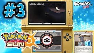 Zagrajmy w Pokemon Sun - Poke Finder i Totem Hakamo-o!