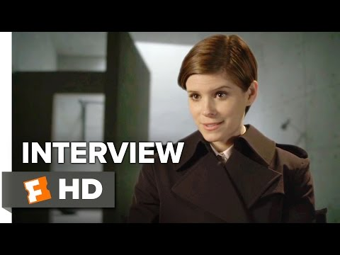 Morgan Interview - Kate Mara (2016) - Drama