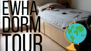 Dorm Tour | Ewha Womans University thumbnail