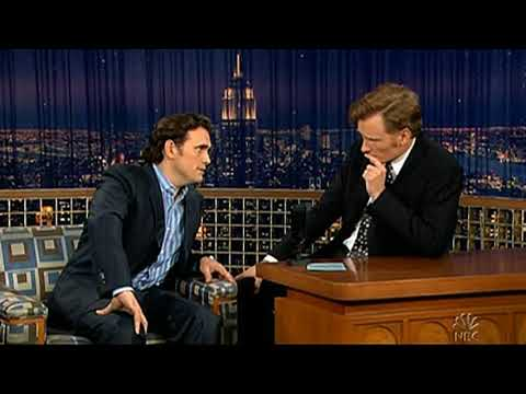 Conan O'Brien 'Matt Dillon 5/10/05