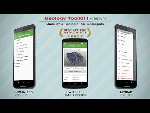 Geology Toolkit Premium (android app)