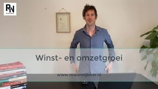 #2 Winstgroei en omzetgroei | Rowan Nijboer | Uitleg over beleggen