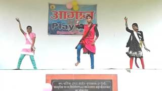 Aaja ve aaja ve hip hop dance