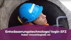 Lehre als Entwässerungstechnologe/-login EFZ bei Huber Umweltlogistik AG
