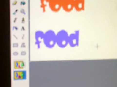 Change Font Color In Ms Paint
