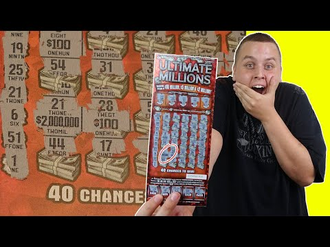I Can't Believe THIS Happened TO ME! Scratching Lottery Tickets