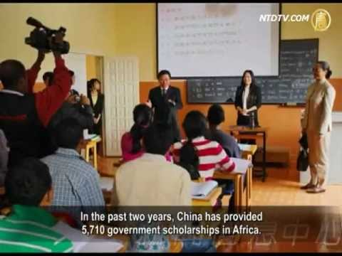 Confucius Institutes In Africa: CCP Uses Financial Aid in Exchange for UN Ballots