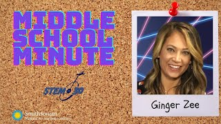 Middle School Minute with ABC News Chief Meteorologist Ginger Zee
