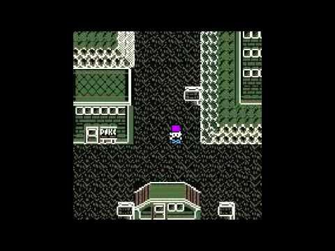 Pokemon: Escape from Lavender Town