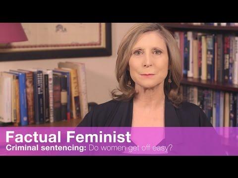 Criminal sentencing: Do women get off easy? | FACTUAL FEMINIST