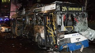 Ankara Car Bomb Marks Second Attack in Less Than a Month