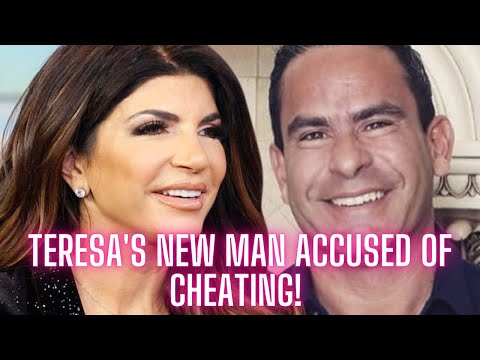 Teresa Giudice's New Man Accused Of Cheating After RHONJ Premiere!