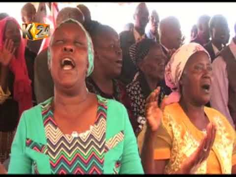 Prayers for victims of the Solai dam collapse to be held on Wednesday in Nakuru