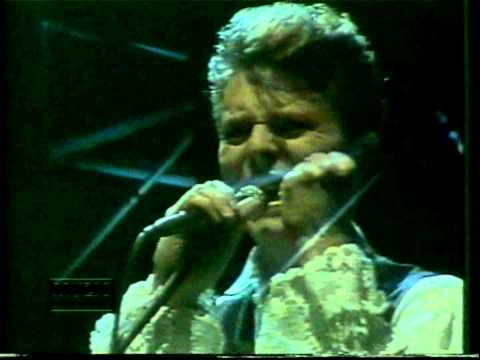 David Bowie Ashes To Ashes (Live) 1990...