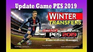Cara Update Game PES 2019 Terbaru PS3 CFW