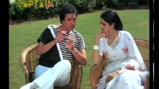 Rajesh Khanna and Sridevi DOUBLE Meaning Comedy !