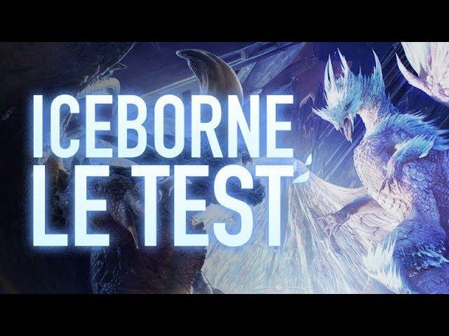 MHW Iceborne : Notre Test