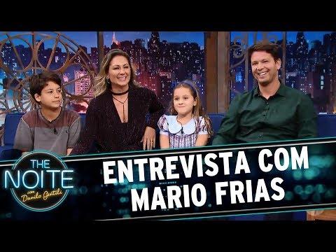 Entrevista com Mário Frias | The Noite (06/06/17)
