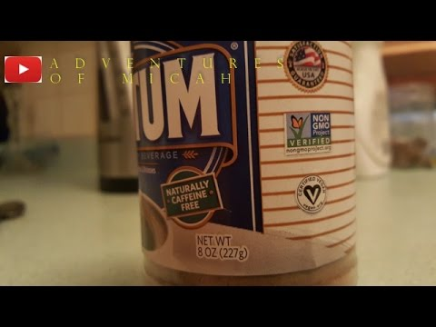 The Best Coffee Replacement Alternative - Postum Review - Vegan Non GMO Not Chicory Root