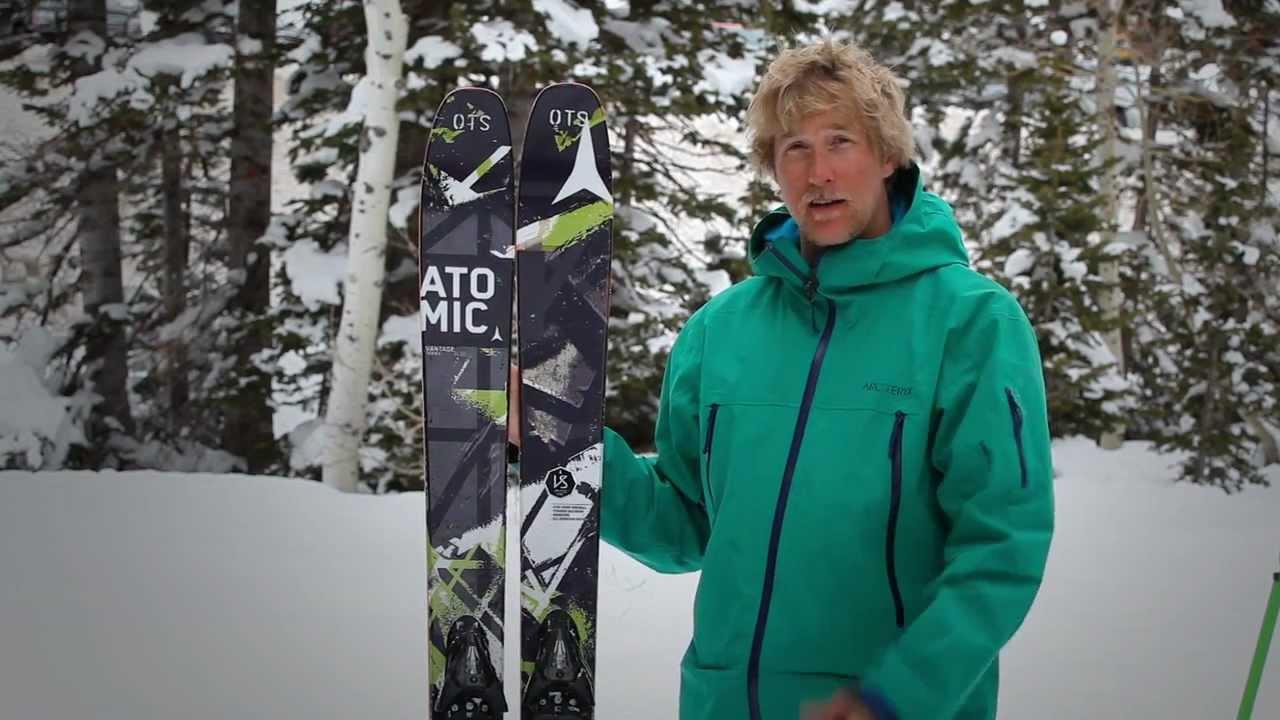 2014 Atomic Alibi Ski Preview - OnTheSnow