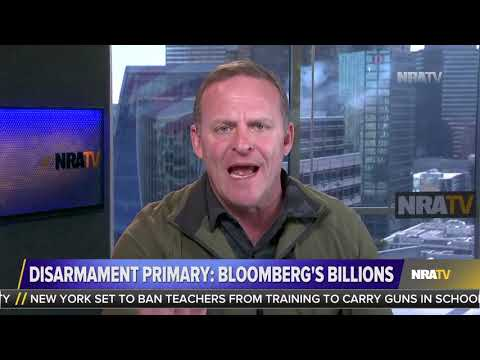 Michael Bloomberg Has Proven His Commitment To Disarm Americans
