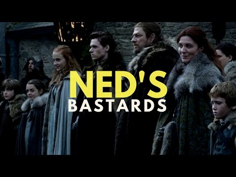 Game of Thrones/ASOIAF Theories | Mysteries, Myths, and Motives | Ned's Bastards