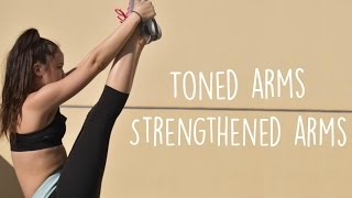 6 minute arm workout | tone and strengthen
