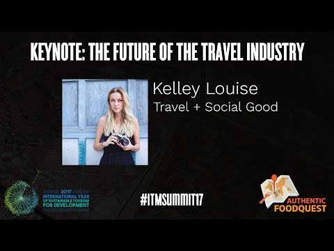 Keynote: The Future of the Travel Industry
