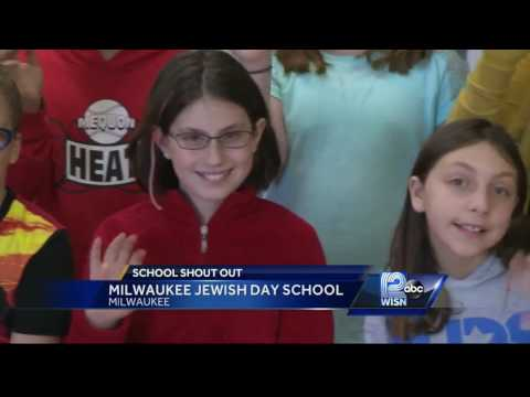 10/24 Shout-Out: Milwaukee Jewish Day School