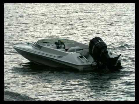 Mustang 14 Speedboat >> Mustang Wave Rider Mov Youtube
