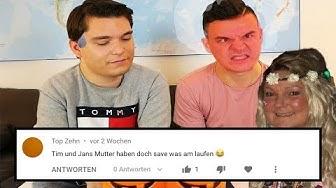 Tourette kommentiert EURE Kommentare
