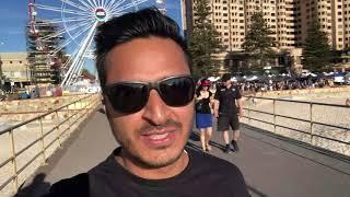 LIFE IN ADELAIDE: CITY TOUR AND GLENELG BEACH II AUSTRALIA