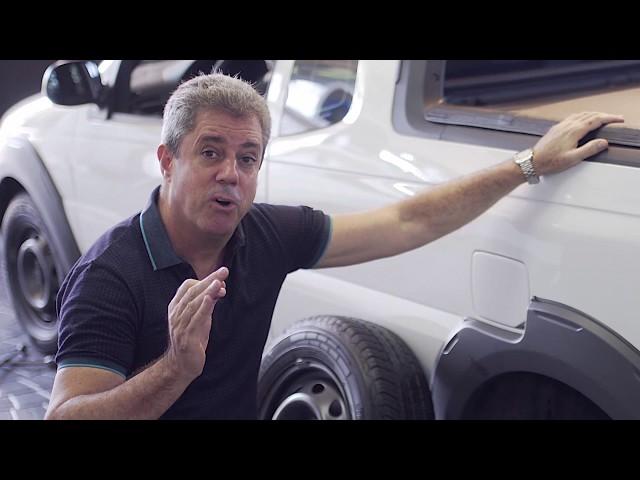 c91da294156  Vídeo  O que fazer se o carro perder um dos pneus