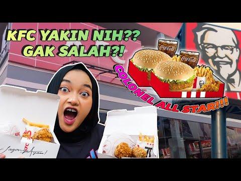 SECRET MENU KFC