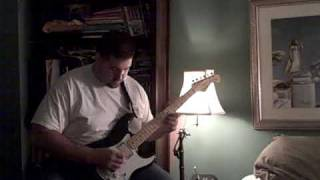 "Plexitube ""demo"" with my Dave Murray Strat playing some quasi-Iron Maiden Licks"