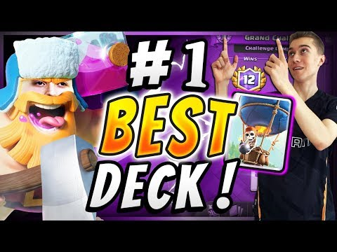BEST 2v2 Decks for Clan Wars | UNDEFEATED in Gold League | Clash