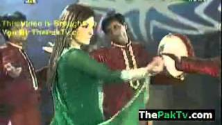 khoob sy khoob ter Good Luck Team Pakistan Cricket World Cup 2011 Main Show2.flv
