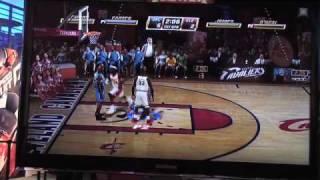NBA JAM full Quarter of Gameplay from the Floor of E3