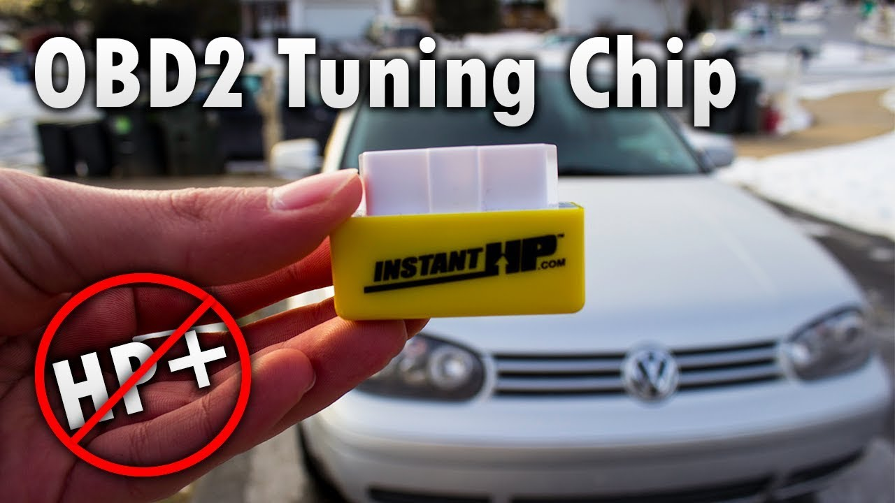 OBD2 Tuning Chip    Does It Actually Work? | VW MK4 GTI Pt 2