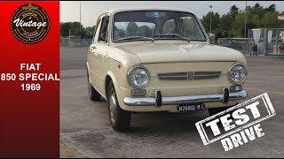 Fiat 850 Special 1969 ShowCar Vintage